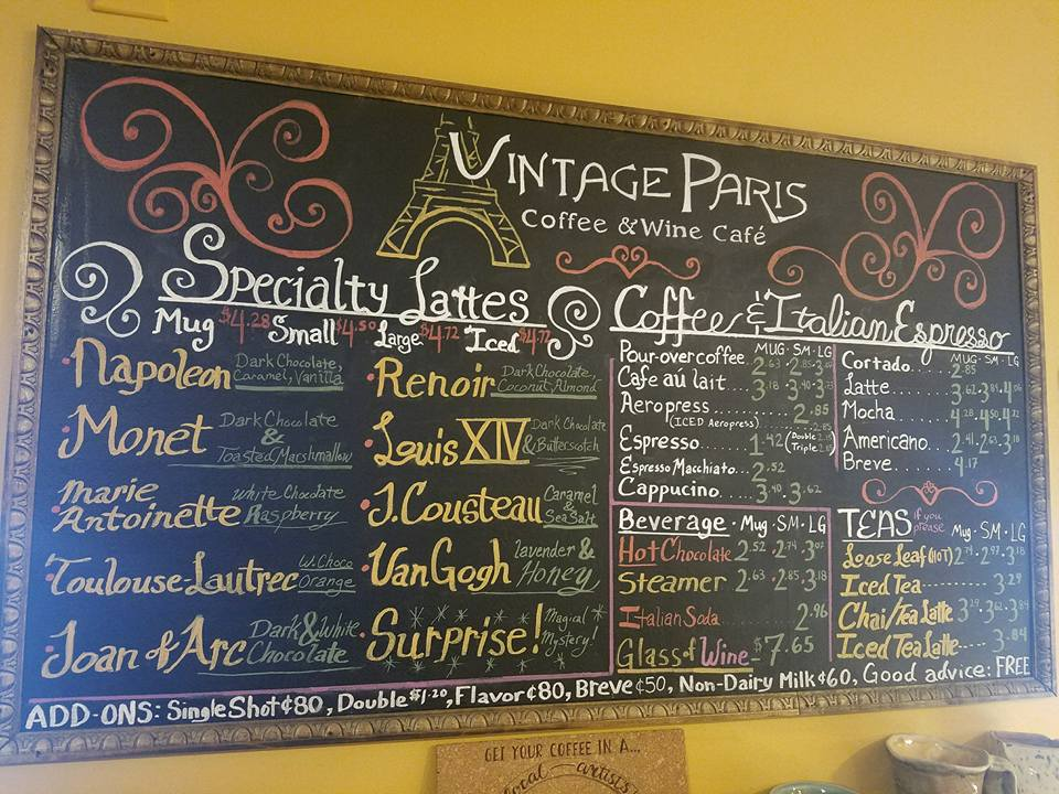 coffee shop in branson mo
