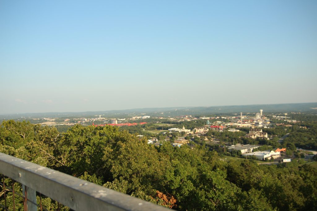 free observation tower in branson mo