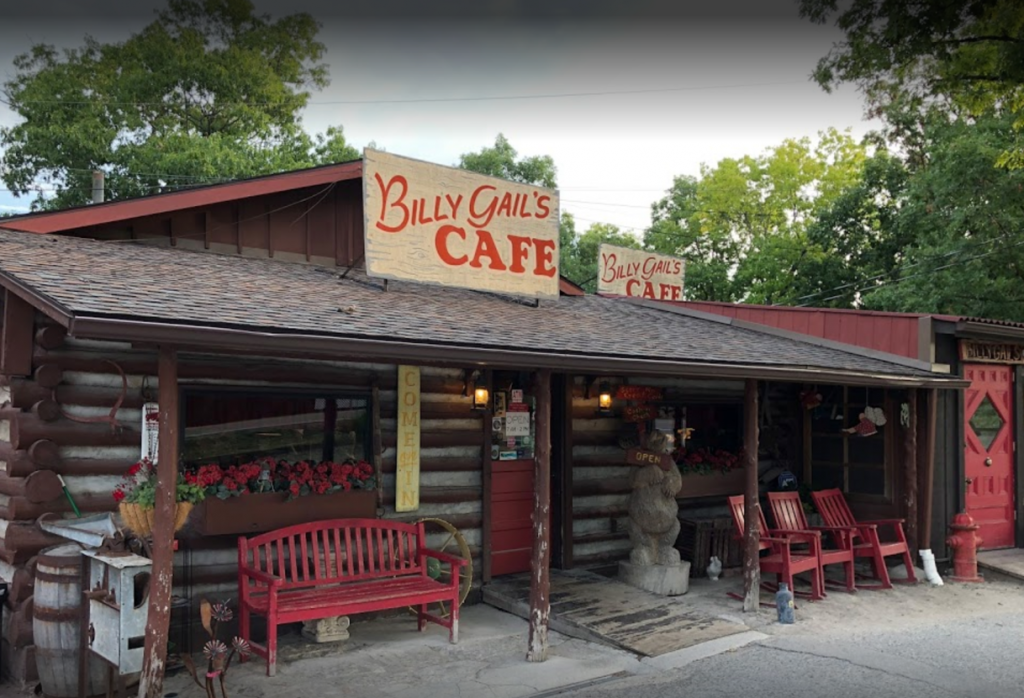 a picture of the best breakfast restaurant in branson mo