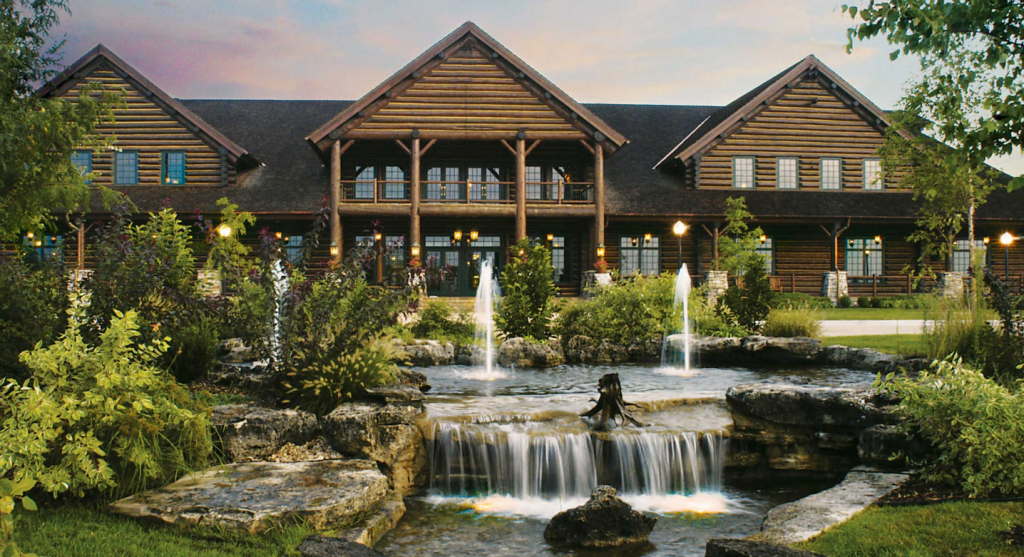 branson's best restaurant is at the college of the ozarks