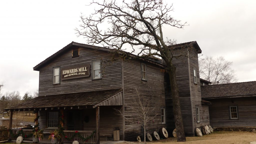 Edwards Mill at College of the Ozarks