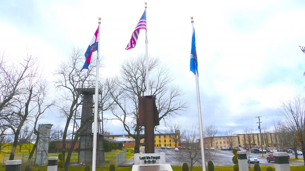 911 memorial at college of the ozarks